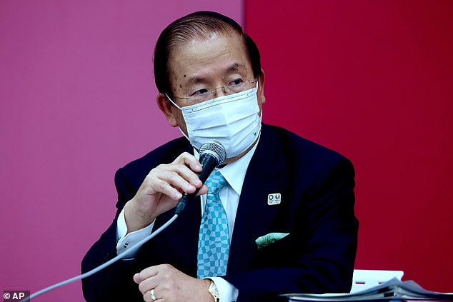 Toshiro Muto, head of the Tokyo organising committee, was asked at a press conference whether the Games could still be called off and said meetings will take place later this week