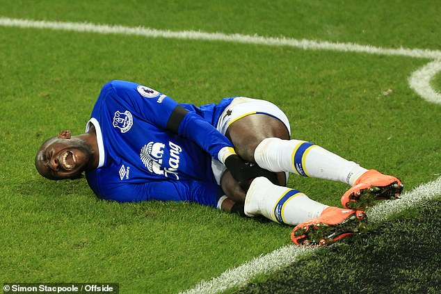Injury curtailed Yannick Bolasie's form and he never managed to repay his £30m price tag