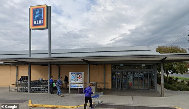The Aldi supermarket in Beaconsfield in Melbourne was also exposed to the virus and was added to Victoria's swelling list of affected venues on Tuesday night