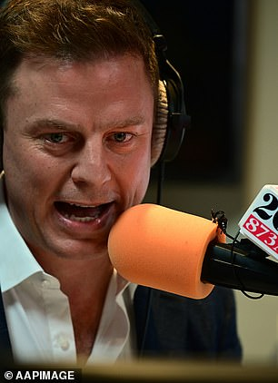 Ben Fordham has lashed out at the NSW government's handling of Sydney's ongoing lockdown, saying 'social and economic consequences are dwarfing the damage of the virus'