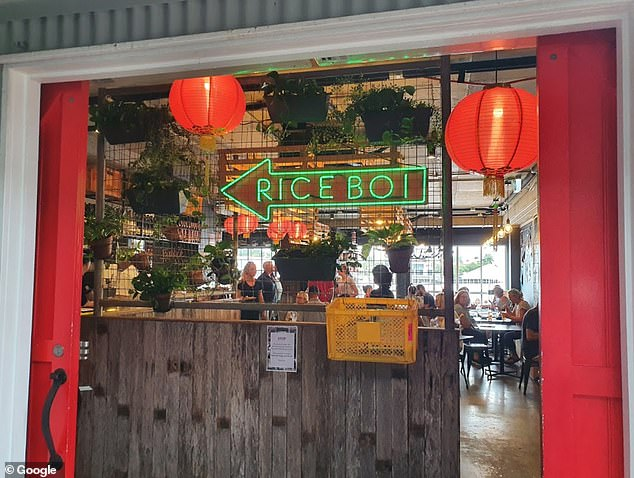 The popular Rice Boi restaurant in Mooloolaba on the Sunshine Coast has also potentially been exposed