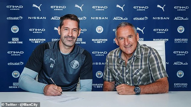 Manchester City have announced Scott Carson has joined the club on a permanent basis