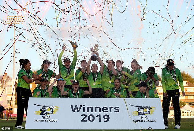 When we had the Kia Super League there were only specifically women's teams but now men's and women's teams are under the same umbrella