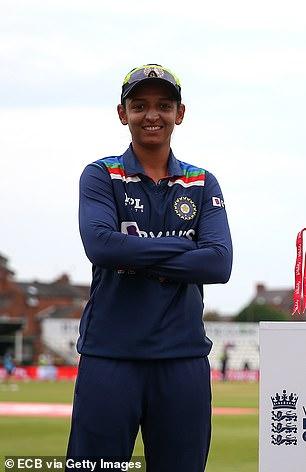 India captain Harmanpreet Kaur