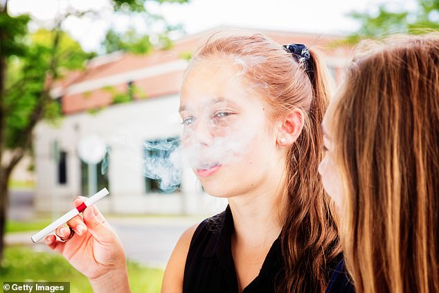 Teen use of e-cigarattes has increased by 70% since Juul first launched in 2015