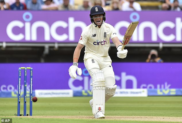England batsman Ollie Pope could miss the first Test against India at Trent Bridge next month