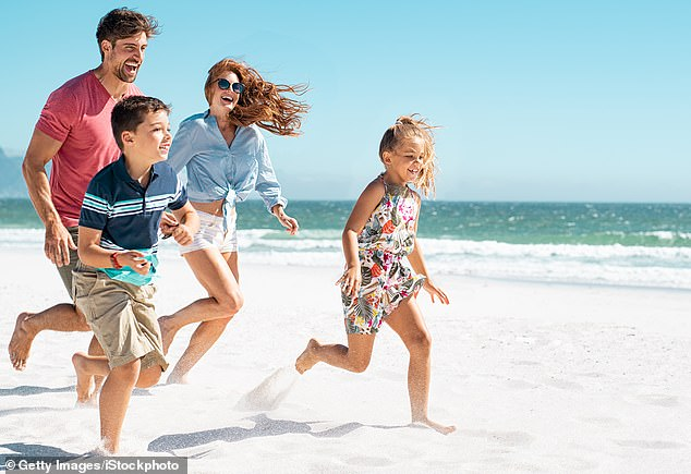 Holiday fears: Travel insurance searches were up 191 per cent between June and July, while the cost of cover has crept up 4 per cent