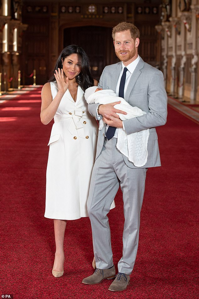 In the gospel according to Harry and Meghan, Archie was refused his birth-right to a Royal title amid the aforementioned 'concerns and conversations' about his skin colour