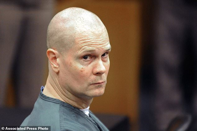 Richard Wershe Jr., pictured in 2015,served roughly 30 years in prison in Michigan and is now suing police claiming he was coerced into helping cops
