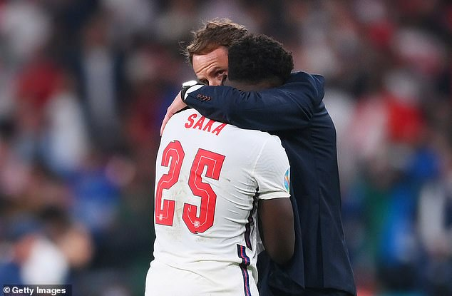 Mark Gannon, CEO of UK Coaching, also praised Southgate's professionalism as a manager