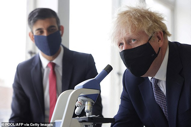 Under the proposal ¿ which is close to being agreed by Boris Johnson and his Chancellor ¿ the 1 per cent rise in NICs would raise an estimated £6 billion if imposed only on employees