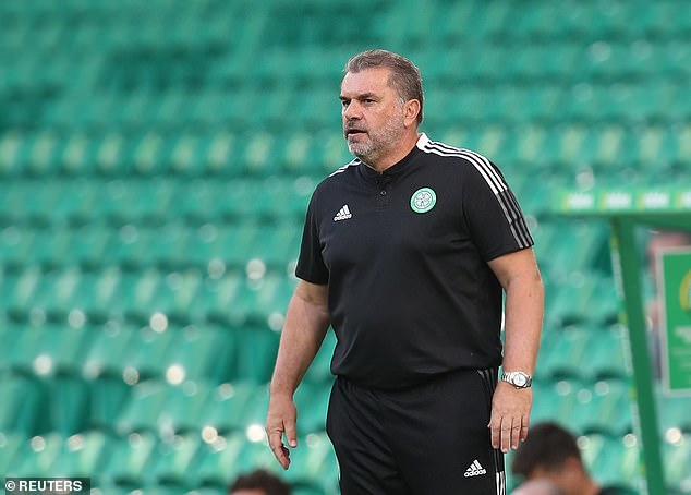 Ange Postecoglou took responsibility for Celtic's failure to beatMidtjylland in the Champions League