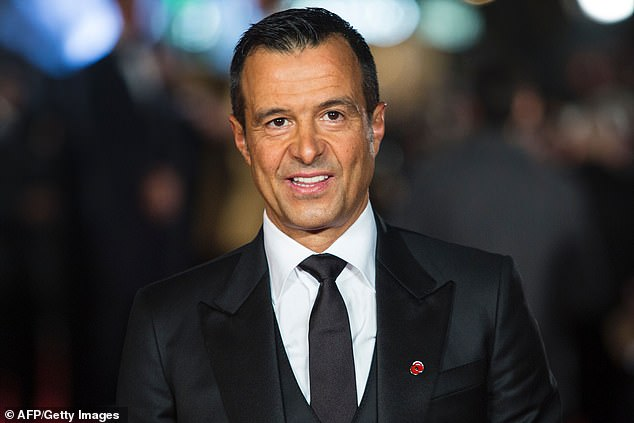 Reports in Spain suggested Jorge Mendes was involved in a potential deal butCetinkaya insisted the super agent had nothing to do with his client