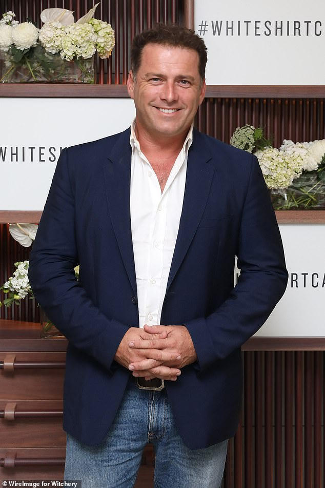 'It's hard to keep up with!' On Wednesday, Karl Stefanovic shocked his colleagues as he took a swipe at Allison Langdon and his former co-hosts live on Today