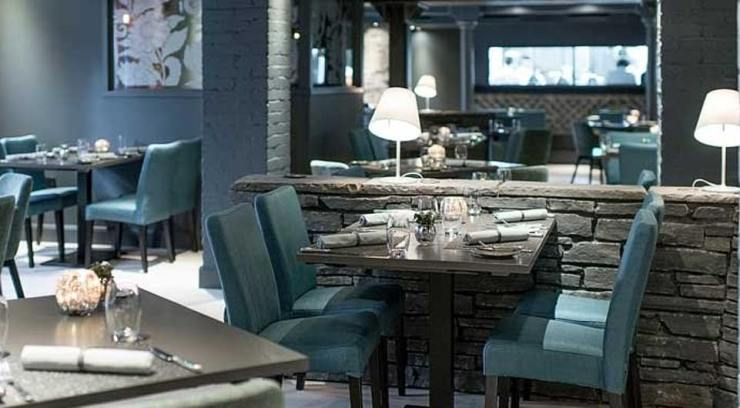 The Kitchin in Edinburgh, which is second in the UK ranking, has over 3,200 'excellent' ratings
