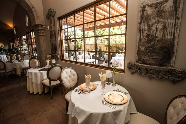 Cafe Monarch in Scottsdale is second in the US Fine Dining Restaurants category