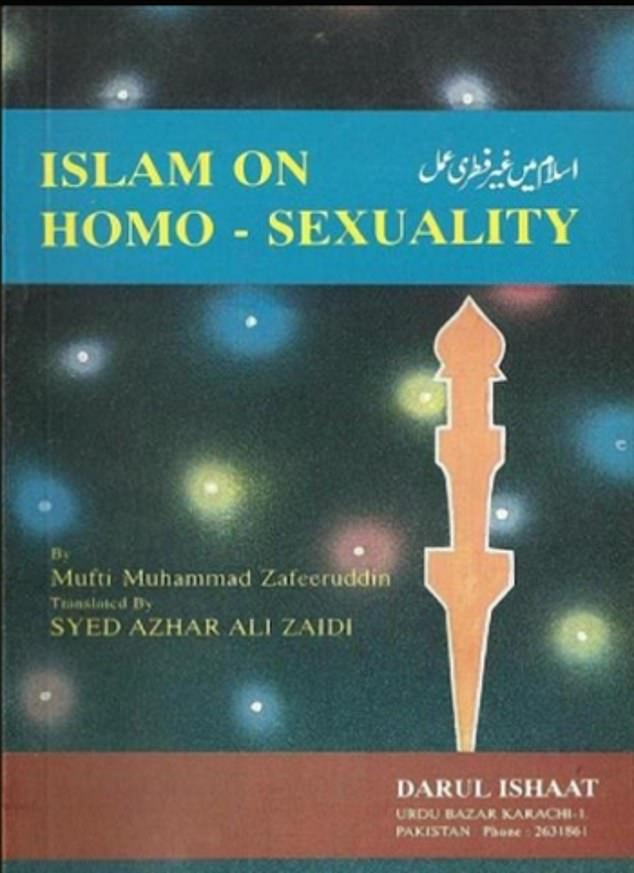 Inspectors said Islam on Homosexualityincluded 'sections on punishment of individuals because of their sexuality and views which contradict the rule of law'