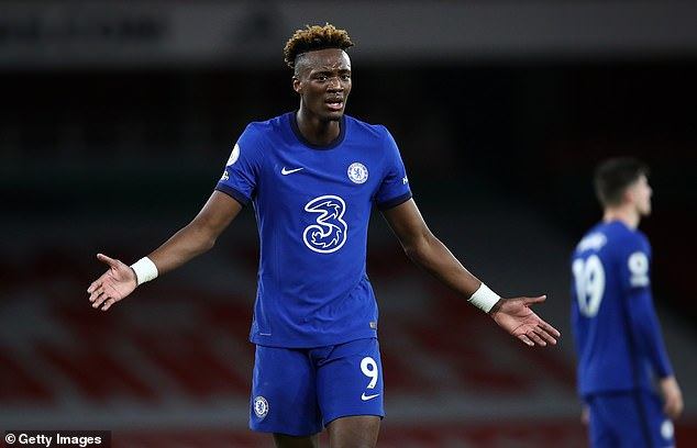 Tammy Abraham looks likely to leave Chelsea as Arsenal are reportedly circling for him hem