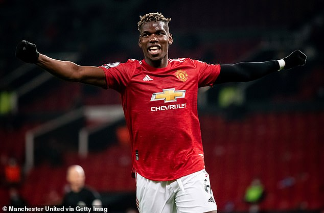 Pogba enjoyed his best season in United colours during 2020-21 but could still depart soon