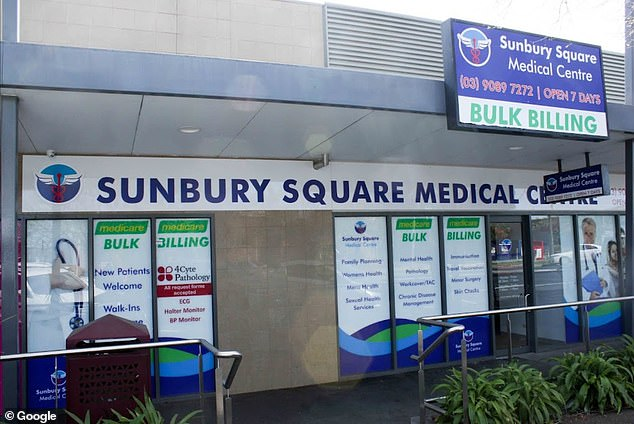 Anyone who visited the Sunbury Square Medical Centre on July 19 from 6:00pm to 8:30pm must also isolate for two weeks regardless of a negative Covid result