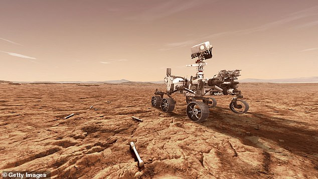NASA's Perseverance rover has begun its search for ancient life on Mars.  A press conference will be held Wednesday at 1:00 PM EST to discuss the results