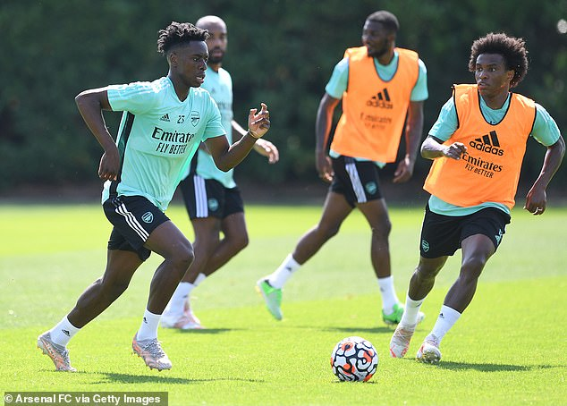 Arsenal were forced to pull out after a few players tested positive for coronavirus this week