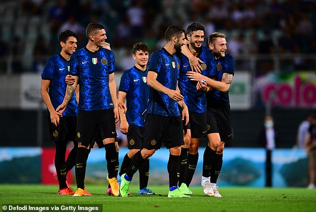 Inter Milan have joined Arsenal in pulling out of the Florida Cup, according to reports