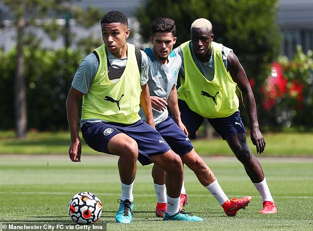 Players not involved in international tournaments began pre-season training on Monday