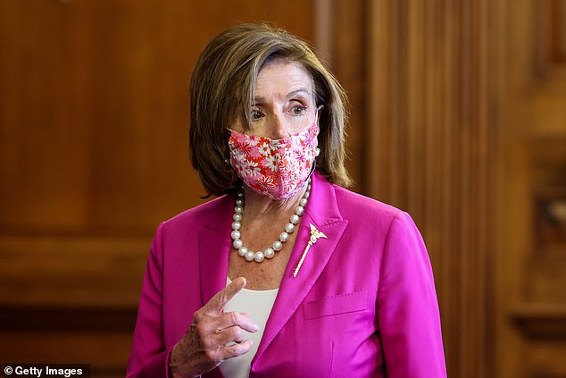 Speaker Nancy Pelosi on Wednesday rejected two of House GOP leader Kevin McCarthy's choices, citing the integrity of the panel investigating the January 6 riots