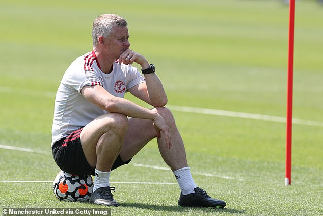 Ole Gunnar Solskjaer is desperate for a new central defender to play with Harry Maguire
