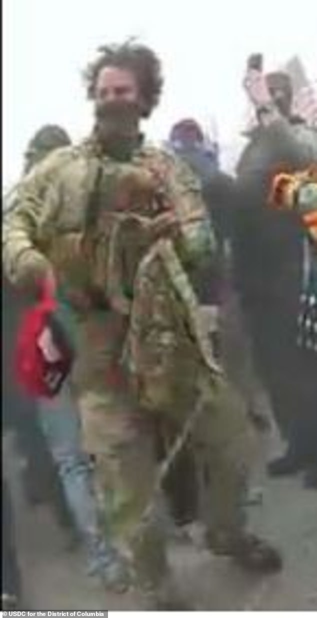 Pentagon records show that Morss was deployed to Afghanistan three times and was a specialist when he retired