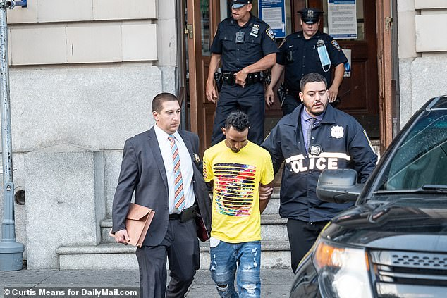 Rivas was arrested on Wednesday after a tip from Crime Stoppers led to the arrest, police sources told ABC New York.