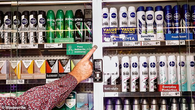 Inhalant abuse has been a problem in the Northern Territory for decades and Woolworths is working closely with local law enforcement and community groups to reduce the risks of the abuse