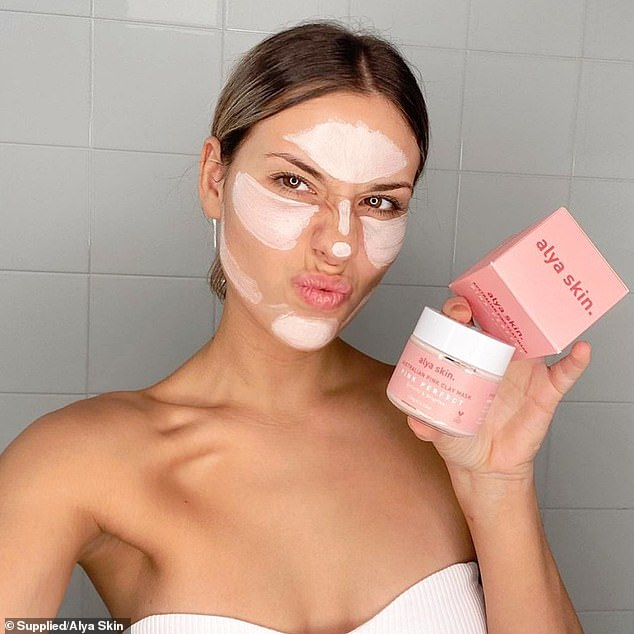 Without a doubt the most popular product of the Alya Skin range is the Australian Pink Clay Mask, which has received thousands of positive reviews online and on social media