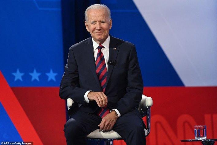 Biden addressed multiple topics at Ohio City Hall hosted by CNN host Don Lemon