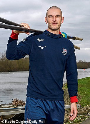 Mohamed Sbihi is the fourth rower to receive the privilege