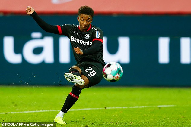 The Toffees are also seeking a £1.5m deal for Bayer Leverkusen's Damarai Gray Gray