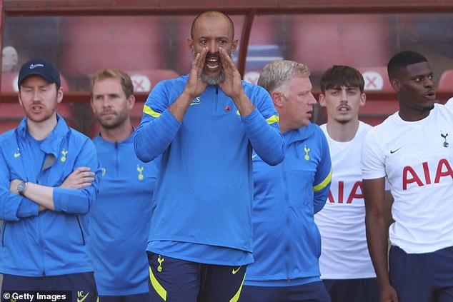 New Tottenham boss Nuno Espirito Santo is shaping his squad ahead of the upcoming season