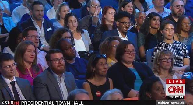Also during Wednesday's town hall, audience members asked how to protect children from COVID-19 if they are too young for the vaccines, and President Biden tackles misinformation about vaccines