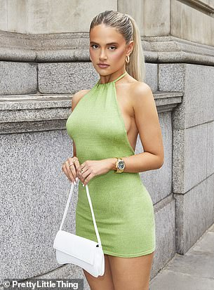 Millionaire:Earlier this year, Molly Mae-Hague, who starred in the 2019 series, reportedly landed a new £1million fashion deal with online clothing retailer PrettyLittleThing