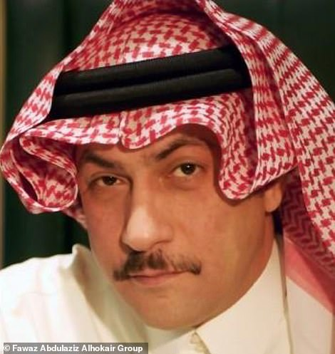 Fawaz Al Hokair is a Saudi real estate magnate with the Alhokair Group. The organization's holdings include 92 entertainment centers and 35 hotels spread in Saudi Arabia and United Arab Emirates.