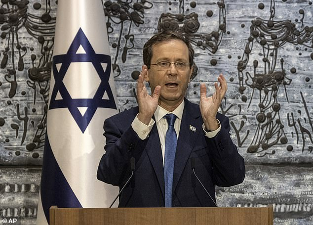 Israeli President Isaac Herzog described boycotts of the country as 'a new kind of terrorism' on Wednesday [File photo]