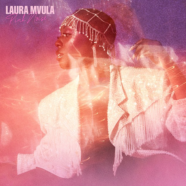 Success: Laura Mvula also earns her third nomination with Pink Noise, eschewing her classical influences in favor of 80s soul and pop