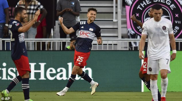 New England Revolution is the best team in the league, but it was still an embarrassing night