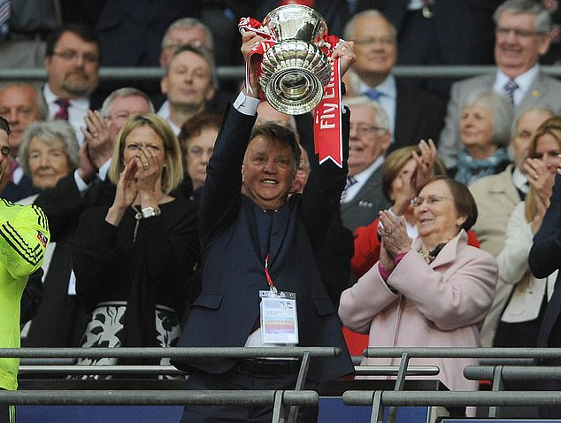 Van Gaal has been out of work since he was sacked by United after winning the FA Cup in 2016