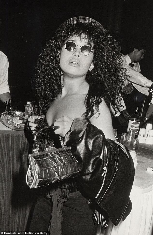 Sunglasses never go out of style.  Ivana Rosato, NA Head of Sun Assortment at Sunglass Hut, reveals trends over the decades.  Cool girls Lisa Bonet wore small round frames at the MTV Video Music Awards in 1987