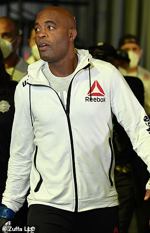 Anderson Silva has continued boxing after being let go by the UFC