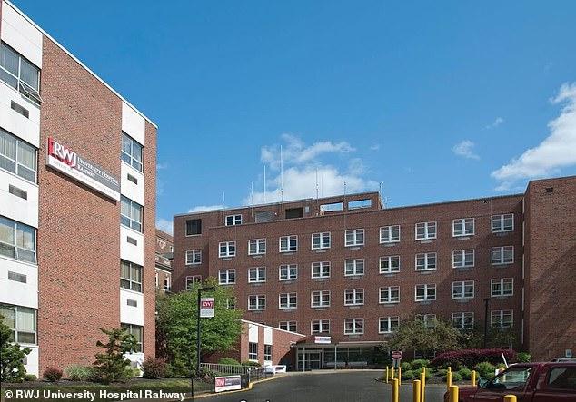 RWJBarnabas Health has 11 acute care hospitals including RWJ University Hospital in Rahway