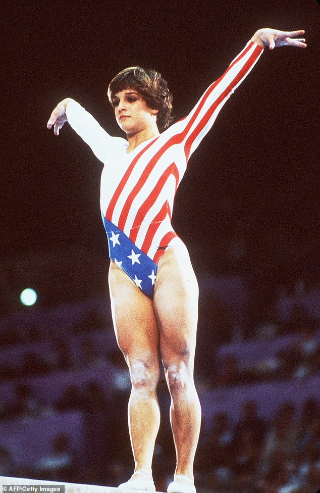 Leotards have come a long way since theirutilitarian beginnings. In 1984, Mary Lou Retton's stars and stripes look was considered flashy