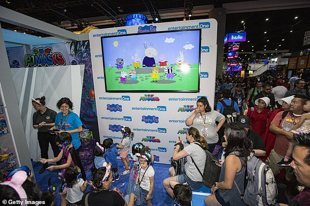 The cartoon has had exponential success across America after it premiered on Disney Channel, Disney Junior, and Disney+ in September 2019.
